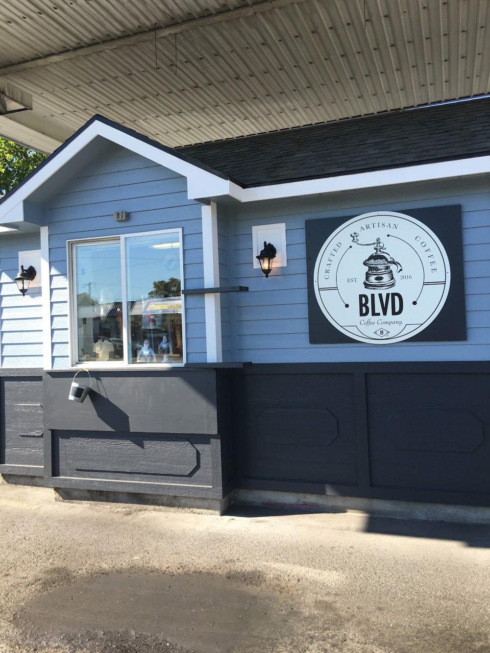 The Blvd Coffee Company